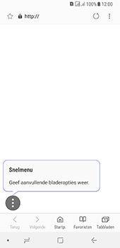 Samsung galaxy-a8-2018-sm-a530f-android-oreo - Internet - Handmatig instellen - Stap 24