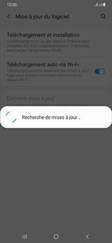Samsung Galaxy A50 - Logiciels - Installation de mises à jour - Étape 6
