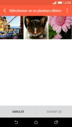HTC Desire 610 - Photos, vidéos, musique - Envoyer une photo via Bluetooth - Étape 8
