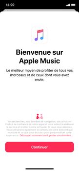 Apple iPhone 11 Pro - Photos, vidéos, musique - Ecouter de la musique - Étape 3