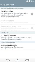 LG D855 G3 - Toestel reset - terugzetten naar fabrieksinstellingen - Stap 6