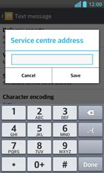 LG E460 Optimus L5 II - SMS - Manual configuration - Step 8