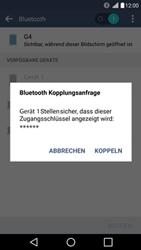 LG H525N G4c - Bluetooth - Geräte koppeln - Schritt 9