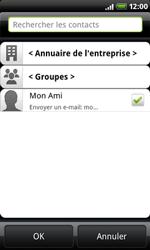 HTC A8181 Desire - E-mail - envoyer un e-mail - Étape 5