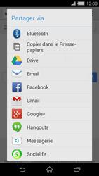 Sony Xperia E4g - Internet et connexion - Naviguer sur internet - Étape 21