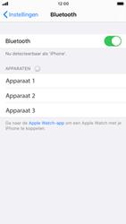 Apple iPhone SE (2020) (Model A2296) - Bluetooth - Headset, carkit verbinding - Stap 5