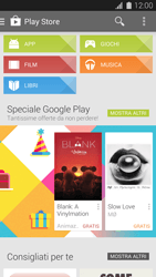 Samsung Galaxy S 5 - Applicazioni - Configurazione del negozio applicazioni - Fase 21