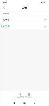 Xiaomi RedMi Note 7 - Internet et roaming de données - Configuration manuelle - Étape 16