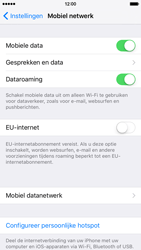 Apple iPhone 6 iOS 9 - Internet - dataroaming uitschakelen - Stap 4