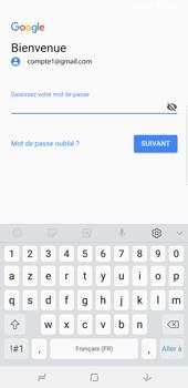 Samsung Galaxy S9 Plus - E-mails - Ajouter ou modifier votre compte Gmail - Étape 10