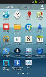 Samsung I8730 Galaxy Express - Internet - Hoe te internetten - Stap 2