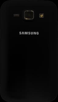 Samsung Galaxy J1 - SIM-Karte - Einlegen - 2 / 7