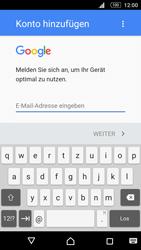 Sony Xperia M5 - E-Mail - Konto einrichten (gmail) - 8 / 17