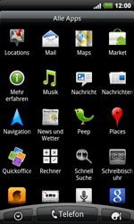HTC A9191 Desire HD - E-Mail - Konto einrichten - Schritt 3