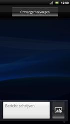 Sony Xperia Neo - MMS - Afbeeldingen verzenden - Stap 4