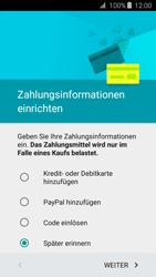 Samsung Galaxy J3 (2016) - Apps - Konto anlegen und einrichten - 0 / 0