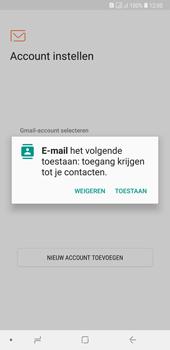 Samsung galaxy-a7-dual-sim-sm-a750fn - E-mail - Account instellen (IMAP zonder SMTP-verificatie) - Stap 5