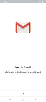 Samsung Galaxy S20 Ultra 5G - E-Mail - Manuelle Konfiguration - Schritt 5