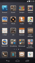 Huawei Ascend P6 - Apps - Eine App deinstallieren - Schritt 3