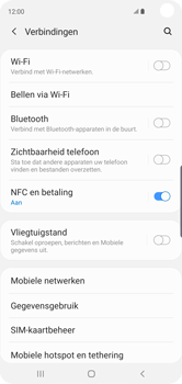 Samsung Galaxy S10 - Internet - Mobiele data uitschakelen - Stap 5