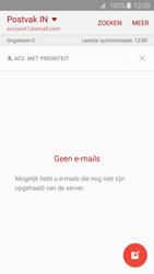 Samsung Galaxy S6 Edge - E-mail - Hoe te versturen - Stap 21