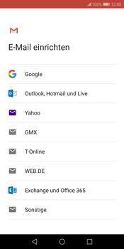 Huawei P Smart - E-Mail - Konto einrichten (gmail) - Schritt 7