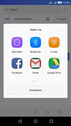 Huawei Y6 - Internet - hoe te internetten - Stap 17