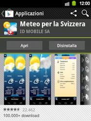 Samsung Galaxy Y - Applicazioni - Installazione delle applicazioni - Fase 17