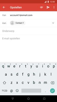 Nokia 8 Sirocco - e-mail - hoe te versturen - stap 7