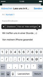 Apple iPhone SE - E-Mail - E-Mail versenden - 0 / 0