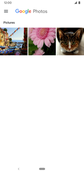 Google Pixel 3a - Photos, vidéos, musique - Envoyer une photo via Bluetooth - Étape 6