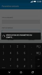 HTC Desire 820 - E-mails - Ajouter ou modifier un compte e-mail - Étape 12
