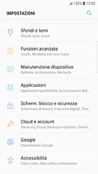 Samsung Galaxy S7 Edge - Android N - Applicazioni - Come disinstallare un