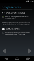 Acer Liquid E600 - Applicaties - account instellen - Stap 14