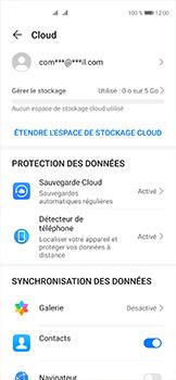Huawei P40 - Aller plus loin - Gérer vos données depuis le portable - Étape 16