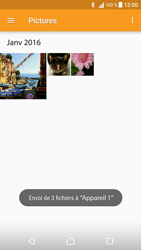 Sony Xperia X - Photos, vidéos, musique - Envoyer une photo via Bluetooth - Étape 14