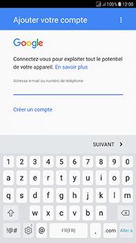 Samsung Galaxy J7 (2017) - E-mail - Configuration manuelle (gmail) - Étape 10