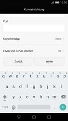 Huawei P8 - E-Mail - Konto einrichten - Schritt 10