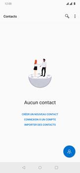 OnePlus 7 Pro - Contact, Appels, SMS/MMS - Ajouter un contact - Étape 4