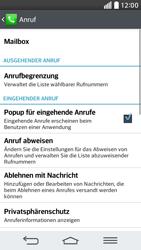 LG G2 mini - Anrufe - Anrufe blockieren - 5 / 12