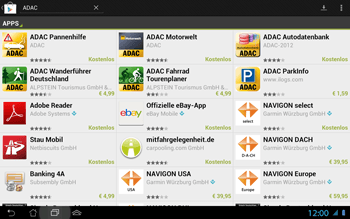 Asus Padfone 2 - Apps - Herunterladen - 22 / 27