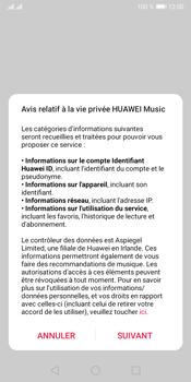 Huawei Y5P - Photos, vidéos, musique - Ecouter de la musique - Étape 3