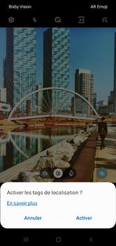 Samsung Galaxy Note 10+ - Photos, vidéos, musique - Prendre une photo - Étape 5
