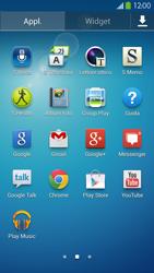 Samsung Galaxy S 4 LTE - Applicazioni - Configurazione del negozio applicazioni - Fase 3
