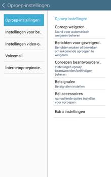 Samsung Galaxy Tab4 8.0 4G (SM-T335) - Voicemail - Handmatig instellen - Stap 6