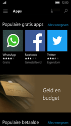 Acer Liquid M330 - Applicaties - Download apps - Stap 7