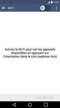 LG H365 G4 Stylus - WiFi - configuration du Wi-Fi - Étape 6