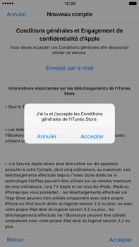 Apple Apple iPhone 6s Plus iOS 10 - Applications - Créer un compte - Étape 11