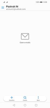 Huawei Mate 20 Lite - e-mail - handmatig instellen - stap 8