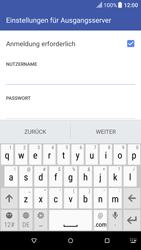 HTC One A9 - Android Nougat - E-Mail - Konto einrichten - Schritt 11